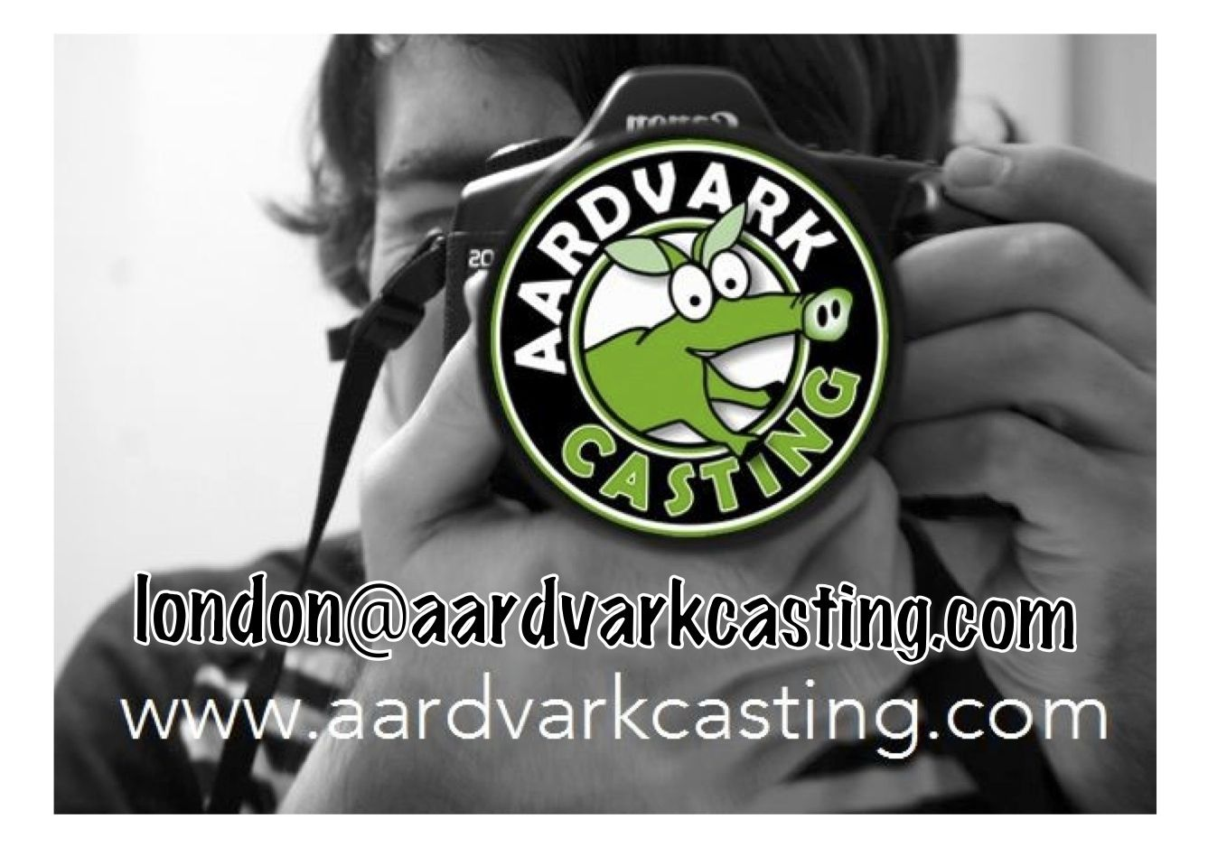 aardvark casting lon uk cover photo